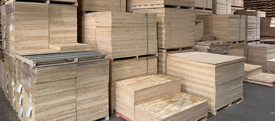 UFP CFS cut-to-size plywood solutions