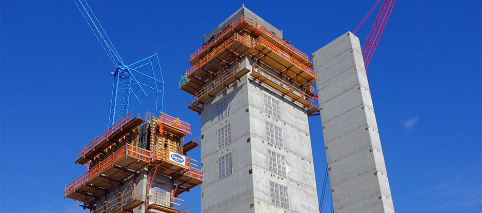 UFP Concrete Forming Solutions drafting and design