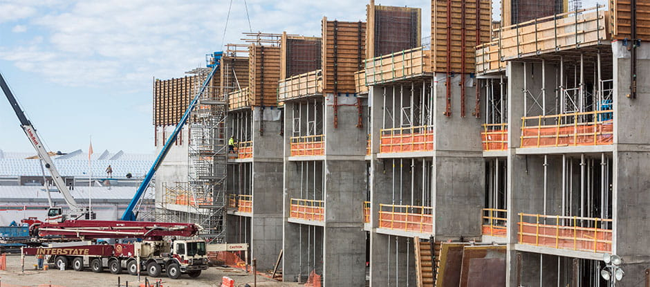 UFP Concrete Forming Solutions formwork