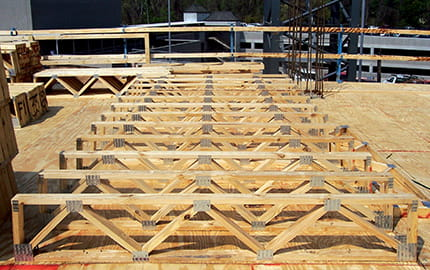 Plated Trusses