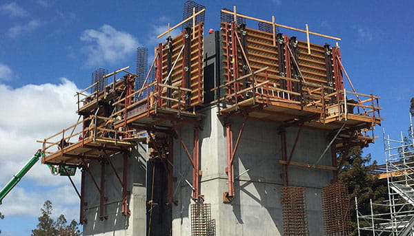 Gates Rental with McCarthy Construction - UFP Concrete Forming Systems
