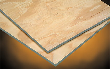 PanPly concrete forming plywood panel