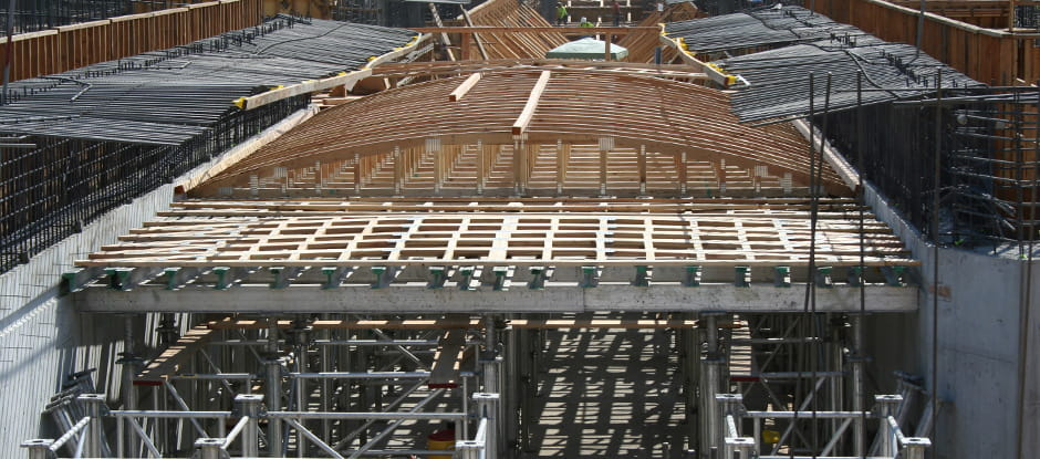 Engineered Wood Products Ufp Concrete Forming Systems